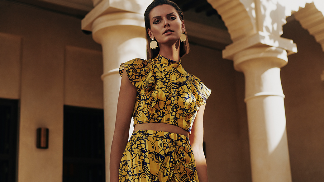 Discover the Whistles Middle East Exclusive Collection